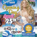 PHOTO: @SapphireDayClub Opens its Summer Season on Friday April 25 http://t.co/Z1csT37Sm1 @VegasNews #vegas #pools http://t.co/HO7hHbh5B1