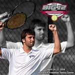 RT @TCUMensTennis: Arnau Dachs will be at the 2014 Big 12 Tennis Championships. Will you? #TCU #GoFrogs #Big12TEN http://t.co/cweI9NwqMR
