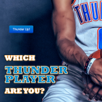 Which #OKCThunder player are you? http://t.co/7c6jfgScc9 http://t.co/3x1VH4wSFk