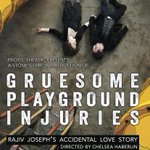 Upcoming apprentice project! MT @kentonklassen: GRUESOME PLAYGROUND INJURIES by Rajiv Joseph is coming! Poster -> http://t.co/QdnOmb53lc
