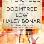 RT @perfectduluth: Summer is coming, We promise! @tbtduluth @Doomtree, @lowtheband , @haleybonar at Bayfront 6/28. Show of the summer! http://t.co/xagfIjyFXt