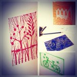 Fancy learning a new craft? Were running a printmaking course at @BarLaneStudios on sat. 11-4 £35pp #york http://t.co/TqwfrXRNO0