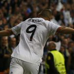 RT @Realmadridplace: Benzema celebrating his goal against Bayern http://t.co/slMnnxDyHq