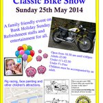 RT @BluebirdCareCLD: The Sowerby Bridge Classic Bike Show Sunday 25th May #Yorkshirehour Great day out for the family :) http://t.co/cgUvrdwuga