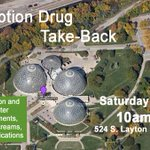 Safely dispose of your unused medications in #Milwaukee THIS Saturday! @H2oMilwaukee http://t.co/vO8CCPbaXA http://t.co/YEJKchQAH3