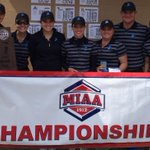 RT @BronchoGolf: 2014 MIAA Conference Champions!!! Another great win at a great time! #bronchogolf #makingmoves http://t.co/HX0WtQaZNA