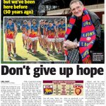 """Their turn will come"" Legend Kevin Murray says @brisbanelions on right track http://t.co/XdStuPpXyp @GregDavis06 http://t.co/oMAQXiHEHJ"