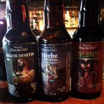 RT @pepperspub_sj: New Beer!! From @Brasseries_DDC on tap Roseé dHibiscus and Disco Soliel. Plus cool bottles! #livelifeuptown #beer http://t.co/HhTJBchpof