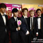 RT @allkpop: EXO-M wins Asian Most Influential Group award + performs at 18th China Music Awards http://t.co/uauh4wNT8q http://t.co/k8HKr7xzgG