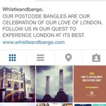 RT @whistleandbango: For lots of London loving please follow us on Instagram  #london #lovelondon http://t.co/igT9ra7WQp