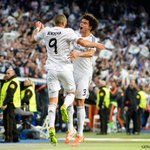 """@AFP: #BREAKING: Real Madrid beat Bayern Munich 1-0 in Champions League semi-final first leg http://t.co/X7MLY3PoyG""Great result for Real!"