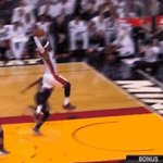 Heres Lebron James RIDICULOUS fastbreak! (The camera can barely keep up!) #MustSee [GIF]: http://t.co/wa33FKZiiK http://t.co/4EVzCN9Nlb
