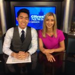 Watch our last show of the semester @CitrusTVNews right now on channel 2.1! @McDonald_Hannah http://t.co/CCvNkYAq72