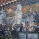 Today we designated 4 new national historic landmarks including Diego Riveras #Detroit Industry Murals seen here. http://t.co/sa7bHk6ITx