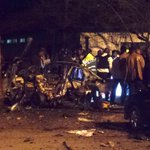 VIDEO: 2 cops among four people killed in Nairobi #PanganiBlast , watch via http://t.co/eCpSbESYWv http://t.co/sD5NIL2axj