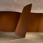 #Congrats #RichardSerra on @ArchLeague #prize | Recent picture of @LACMAs Serra Band 2006 #sculpture #LosAngeles http://t.co/fA60gUTNhX