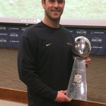 Sounds like fmr University of #Washington kicker/punter Travis Coons worked out for #Seahawks today. Held SB trophy http://t.co/p6xVKhpDch