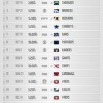 RT @LewisSports: What do you think of the #Seahawks regular season schedule? http://t.co/tfD9tiS8nP