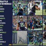 RT @KING5Seattle: Official 2014 Seahawks schedule: http://t.co/fnnWnrwpnq http://t.co/5WIA8Unric