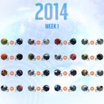 RT @RapSheet: Here we go RT @nfl: Every team. Every week. Every game. 2014 NFL Schedule: http://t.co/X0SCbjDalx #NFLSchedule http://t.co/bM8IPpJpp6