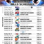 """@MatthewLMusial: ""@buffalobills: #Bills 2014 schedule! http://t.co/Erk94dmINg"" @musiale"" @SnakeVeins DECEMBER 14th "