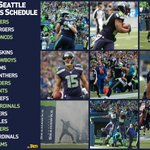 1st 2014 #Seahawks game is against the @Packers on Thurs. 9/4 http://t.co/fnnWnrwpnq http://t.co/eqVRrKLVPg