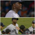 RT @BWGotheem: Pineda ejected for PineTar on his neck #GotHeem http://t.co/hcHCrX0W7F