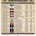 What 2014 #Saints game are you most excited about? http://t.co/Hx1aen37dS