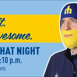 Face it. It's awesome. #Mariners Beard Hat Night is this Friday. Tickets: http://t.co/POAqfZ82q3 http://t.co/4ICQQ3lu7l
