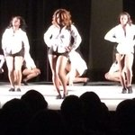 RT @SheWantsTheVic: Beyonce lookin all bae like n stuff @brittanaayyy #ICEDanceShowcase http://t.co/7TrKSSlbg0