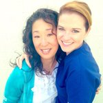 My last day with @IamSandraOh . #lovehersomuch #tears http://t.co/9AG4c5cfA7