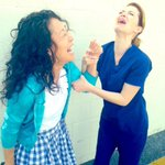 Noooo! You cant go!!!! @IamSandraOh http://t.co/FPmK75DZpq