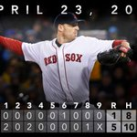 RT @RedSox: RECAP: Lackey dominates, tosses 8 innings with 11 Ks in #RedSox victory over Yankees. http://t.co/xOIUz3oAta http://t.co/diiAGcqg56