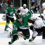 RT @SportsCenter: STARS SURVIVE! After trailing 2-0, Dallas scores 4 unanswered goals and beats Anaheim, 4-2. Series tied at 2. http://t.co/ov61ySlpDf