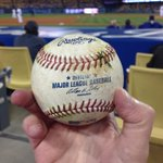 So this happened... #GameBall #Dodgers #MLBnerd http://t.co/ksIH7E5GZ5