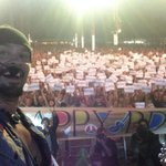 I LOVE YOU MICHAEL!!! RT @michaelfranti: @LesleySParker @BluesfestByron heres the selfie! http://t.co/sOr3kf6otR
