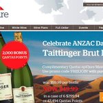 French champagne for the Anzacs. RT @SBSNews Qantas pulls Anzac Day promotion amid backlash http://t.co/l0tFaVPnwS http://t.co/93YXUwQhrI