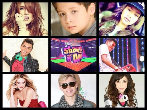 Best Disney cast ever assembled!!! Miss you guys! @Zendaya @DavisCleveland @CSUNSHINE @bellathorne @ROSHON http://t.co/CFDHyK0rFB