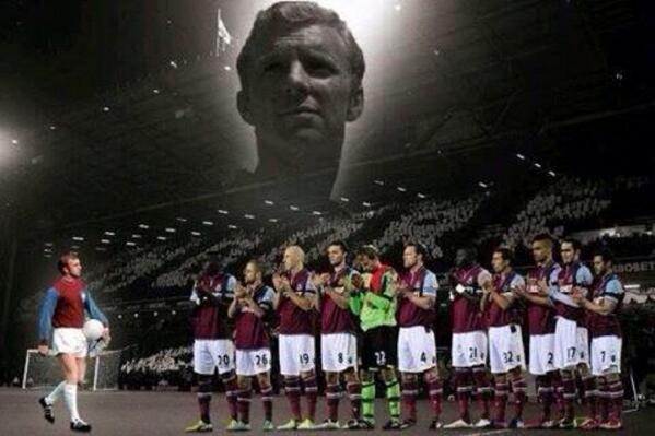 Happy Birthday Bobby Moore #MakeBobbyProud http://t.co/JtEBMel2kP