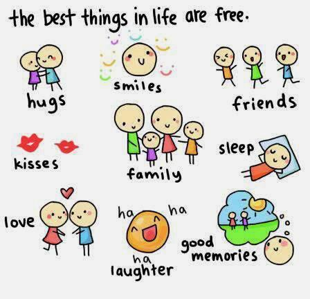 Some of the best things in Life are FREE :) https://t.co/RFm4C2vSjo