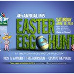 This Saturday... RT @IMS: The @IMS Easter Egg Hunt! The event is FREE and open to children ages 12 and under. http://t.co/5vOMwsj2rO