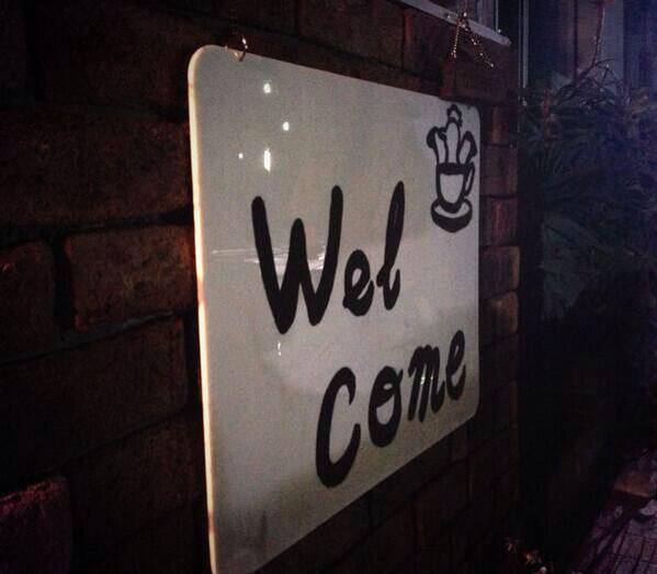 test ツイッターメディア - 有村架純さん演じる樽見柚子の母親・薬師丸ひろ子さん演じる楓が営む喫茶店『サザンウインド』の看板です。 https://t.co/4Du3dlfxch