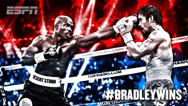 RETWEET to show your support for @Timbradleyjr defending his WBO welterweight title. #BradleyWins http://t.co/OmYx9iA2ij