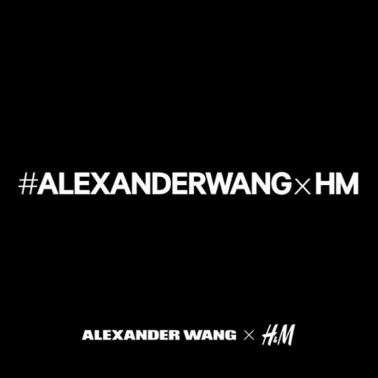 The secret is out @AlexanderWangNY #ALEXANDERWANGxHM http://t.co/CNLPB6LAL1