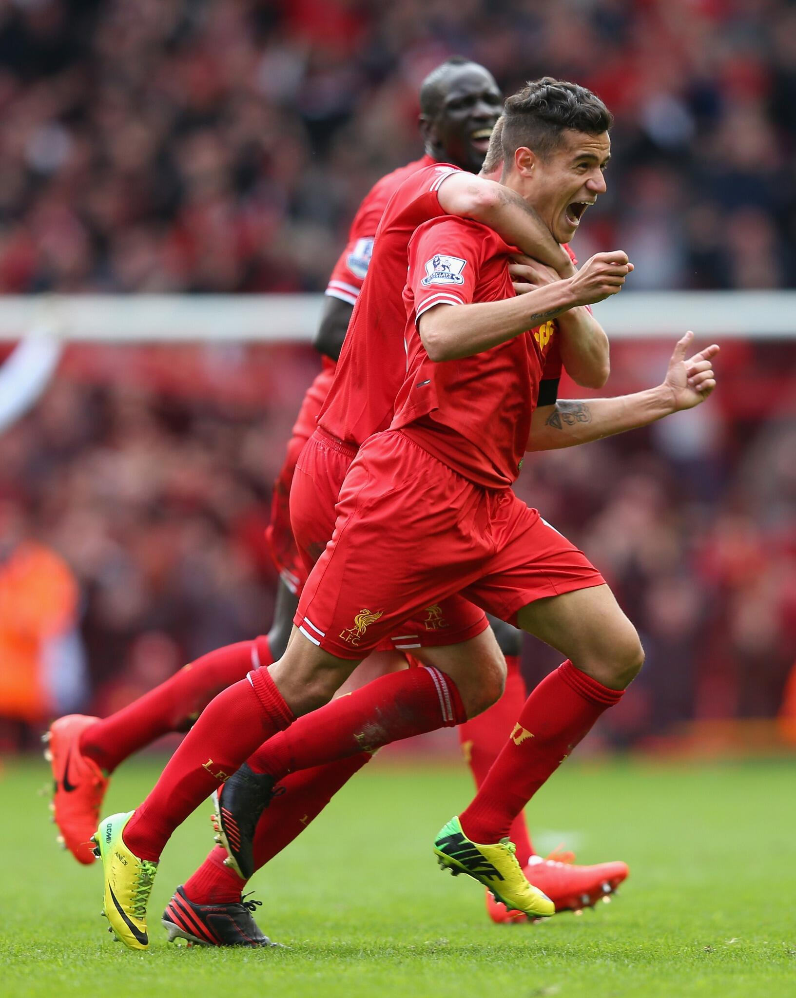 Retweet this if @Phil_Coutinho was your #LFC Man of the Match against Manchester City… http://t.co/ImqfPCOp7V
