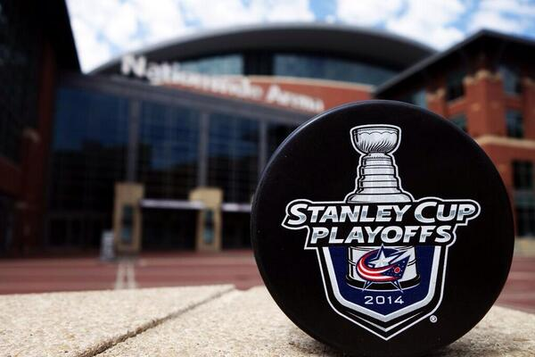 Beautiful Day at @NationwideArena!  #CBJ http://t.co/DDCkrxYMEG