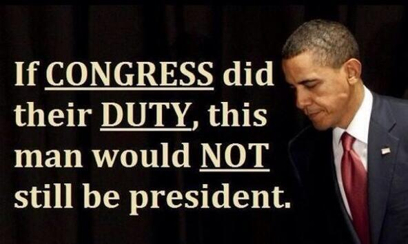 Only #Congress can make/change laws! ➨ http://t.co/jPArTev7ta #ImpeachObama