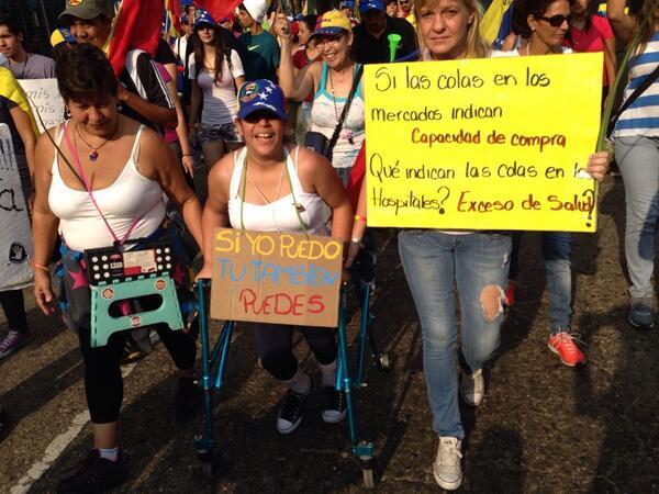 RubiTo (@Rubito_ve): Donde estas?? Tu libertad no es trabajo mío... Es trabajo de todos... http://t.co/abej59W2zc
