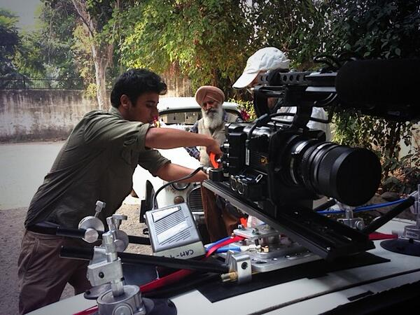 #partsunknown DP @zachzamboni preps  the taxi beat for @Bourdain http://t.co/WlU2kcdig3