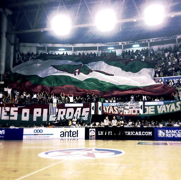 ¡Aunque se despide de su liga sin campeonato, un aplauso de pie a Aguada por un año histórico a nivel internacional! http://t.co/8BGuJN9RQe